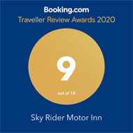 Blue Mountains Sky Rider Motor Inn - Katoomba, NSW is a Traveller Reviews Award winner